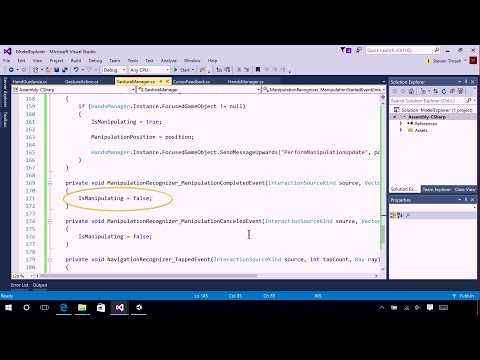 MR Input 211 - Gesture - Mixed Reality   Microsoft Docs
