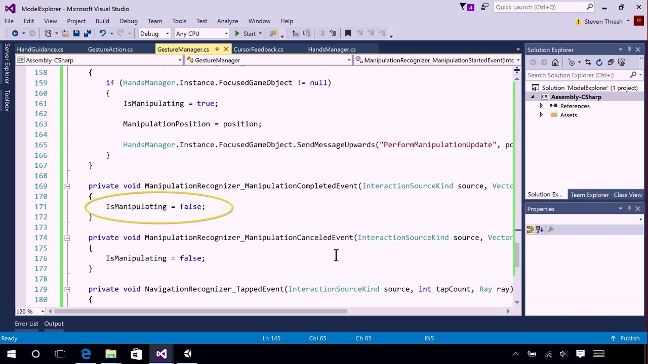 MR Input 211 - Gesture - Mixed Reality | Microsoft Docs
