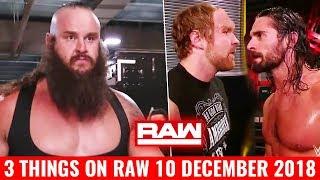 WWE Monday Night Raw 10 December 2018 Highlights ! WWE Raw 10/12/18 Highlights