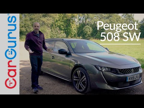 Peugeot 508 SW (2019) Review: Better than a BMW? | CarGurus UK