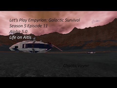Let's Play Empyrion: Galactic Survival  Season 5 Episode 11