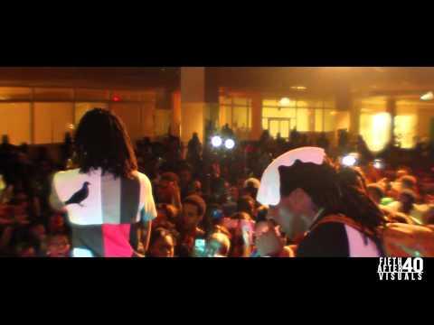 Migos Live in Concert: Warner Robins, GA