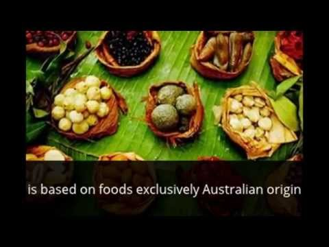 Australian aboriginal food youtube for Aboriginal cuisine