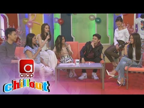 ASAP Chillout: James Reid talks about his upcoming movie with Sarah Geronimo