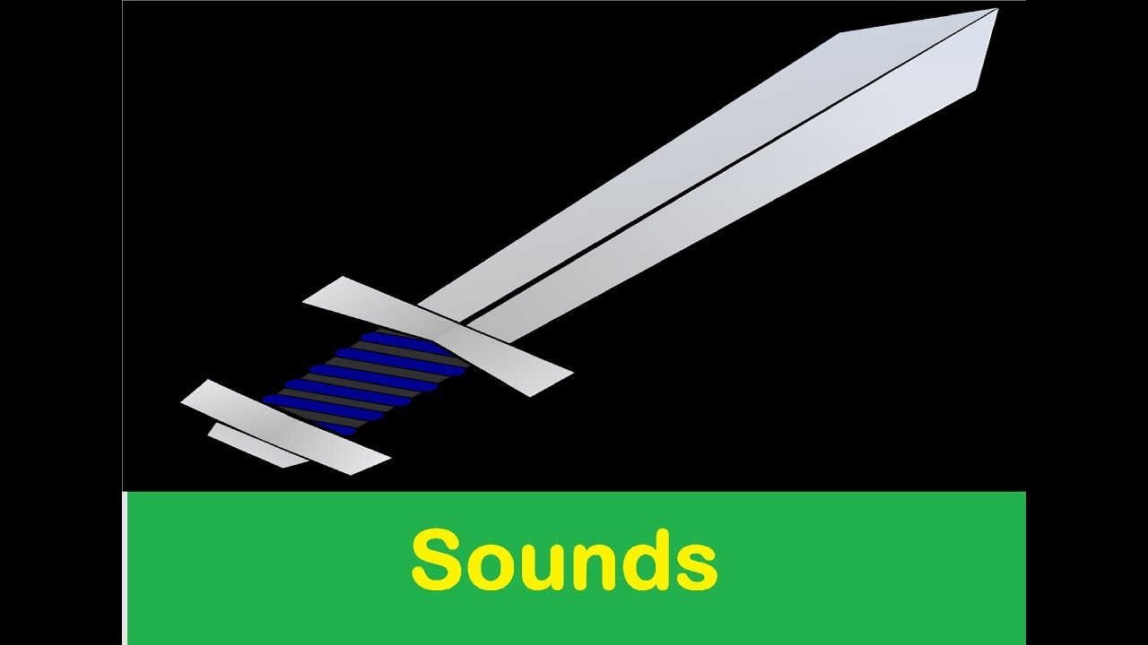 Free sword sound effects download