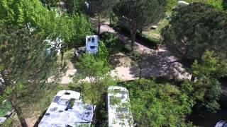 IL nostro Camping visto dall'alto!