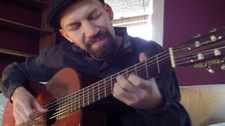 Nkosi Sikelel iAfrika - Daryl Shawn, fingerstyle