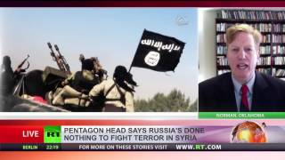 US fighting ISIS alone, Russia doing 'virtually zero' in Syria   US Secretary of Defense