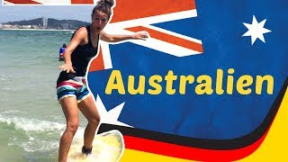 Unsere Reise durch Australien - Our Trip through Australia! (Video 2)