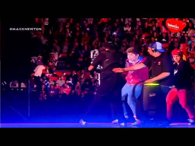Matt Hunter - Mi Señorita Live Estadio Nacional Teleton chile 2012 HD Videos De Viajes