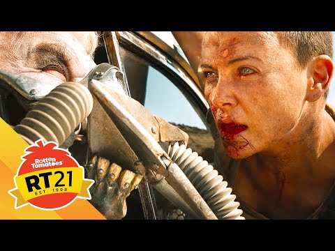 "21 Most Memorable Movie Moments: ""Remember Me?!"" from Mad Max: Fury Road (2015)"