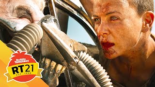 Furiosa Gets Her Revenge in 'Mad Max: Fury Road' | Rotten Tomatoes' 21 Most Memorable Moments