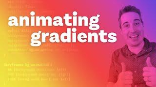 Fun ways to animate CSS gradients