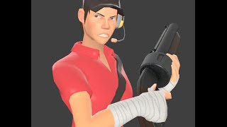 TF2: Freak Fortress (Female Scout Gameplay)
