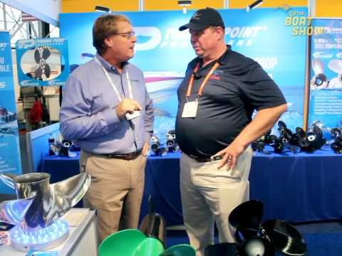 Turning Point Propellers at the 2016 Marine Equipment Trade Show