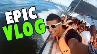 EL BARCO DEL PARTNER | Epic Vlog | Mis Vacaciones | Vanegas