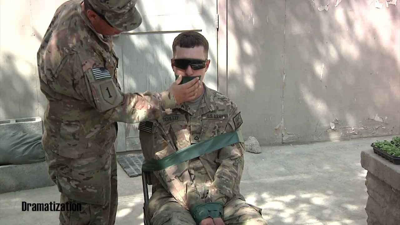 military hazing