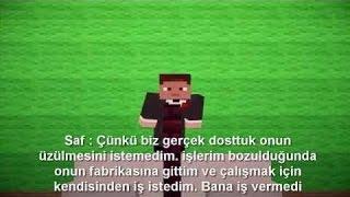 MineCraft (Türk Filmi) Gerçek Dostluk