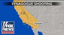 Police: 1 detained, injuries reported in San Diego synagogue shooting