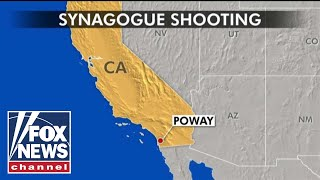 Police: 1 detained, injuries reported in San Diego synagogue s…