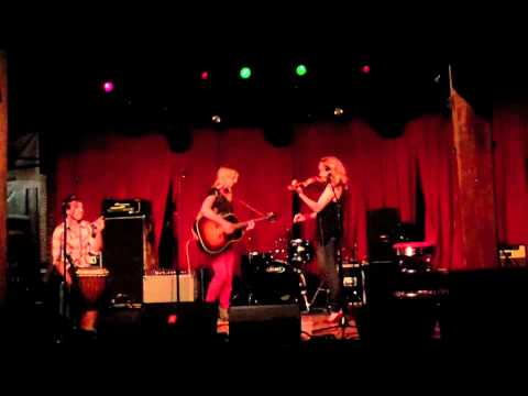 Trista Mabry and Andrea Young at Mercy Lounge
