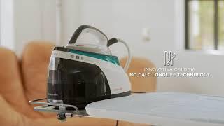 La Vaporella - 360° fluid curve technology (IT)