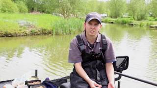 *** Coarse & Match fishing TV *** Snake Lake Tips with Kayleigh Smith