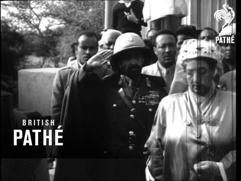 State Visit To Eritrea (1952)
