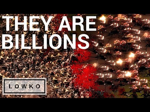They Are Billions: A NEW STRATEGY GAME!
