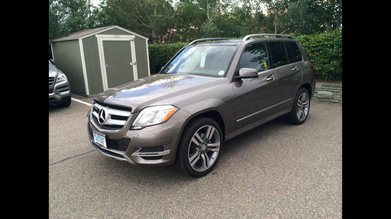 2014 mercedes benz glk350 4matic start up in depth tour. Black Bedroom Furniture Sets. Home Design Ideas