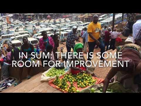 Art impressie: oplossingen verkeerschaos centrum Kampala