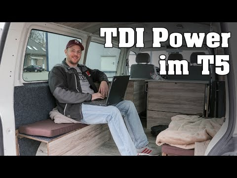 OK-Chiptuning - VW T5 1.9TDI (AXC)    47PS/102Nm extra Power!
