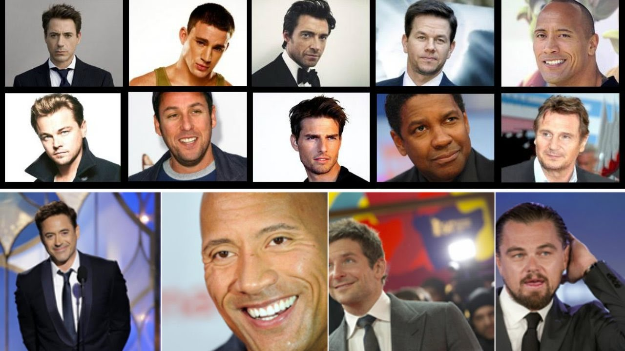 Top 10 Highest Paid Actors in Hollywood 2017   Highest ...