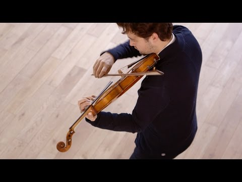 Lawrence Power Performs Salonen's Pentatonic Étude for solo viola (Philharmonia Orchestra)
