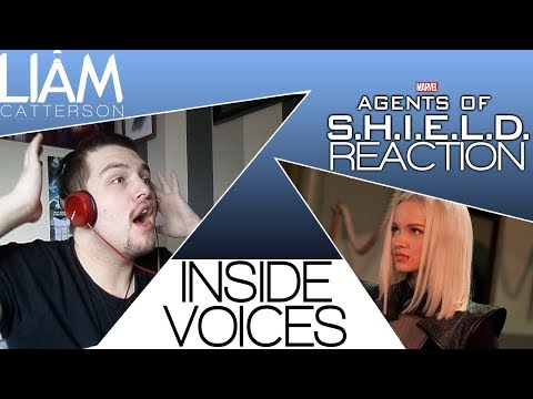 Agents of SHIELD 5x16: Inside Voices Reaction