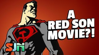 Superman: Red Son Movie Coming?!