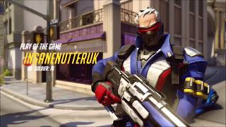 Overwatch Xbox One Beta Gameplay