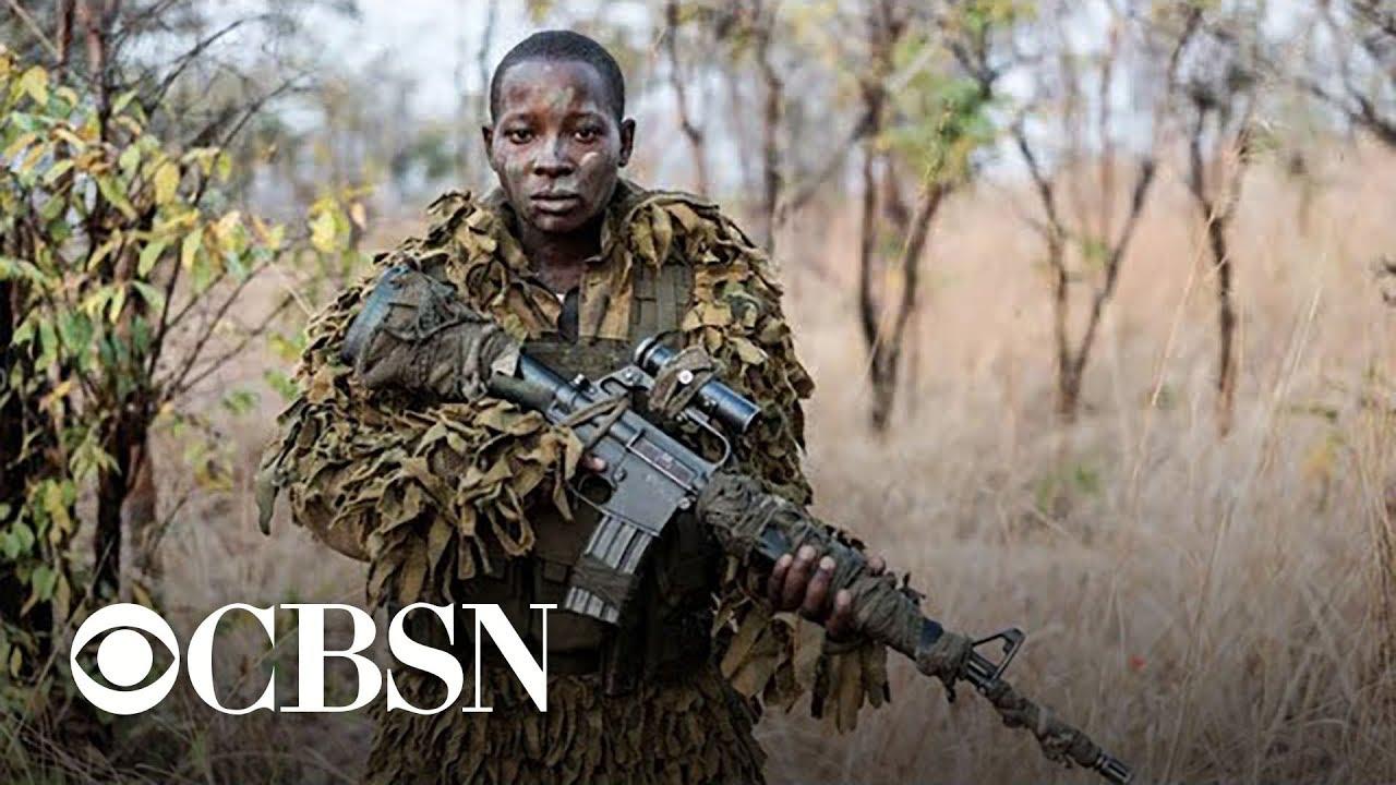 The Brave Ones: The women protecting Zimbabwe's wildlife
