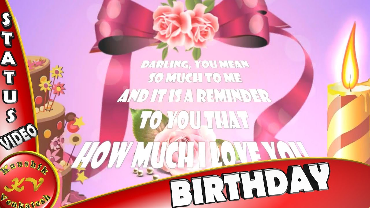 Birthday AnimationHappy WishesImagesQuotesGreetingsWhatsapp VideosmsEcard