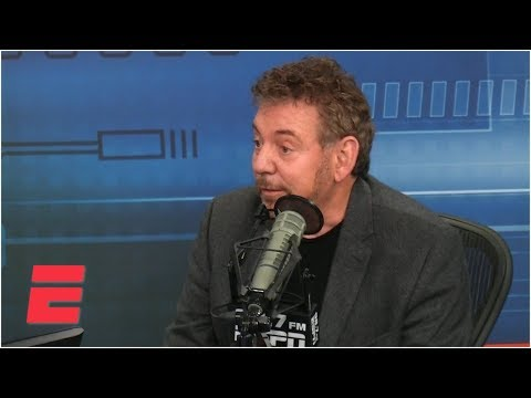 James Dolan Claims He Was Ambushed By Banned Knicks Fan | NBA On ESPN