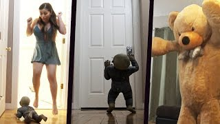 TOP HUSBAND VS WIFE ULTIMATE FUNNY PRANK WARS