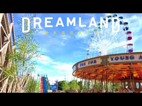 Dreamland Margate Vlog 27th May 2017