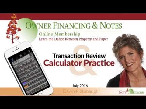 Using Owner Financing and Notes for Massive Cash Flow in a Mobile Home Park