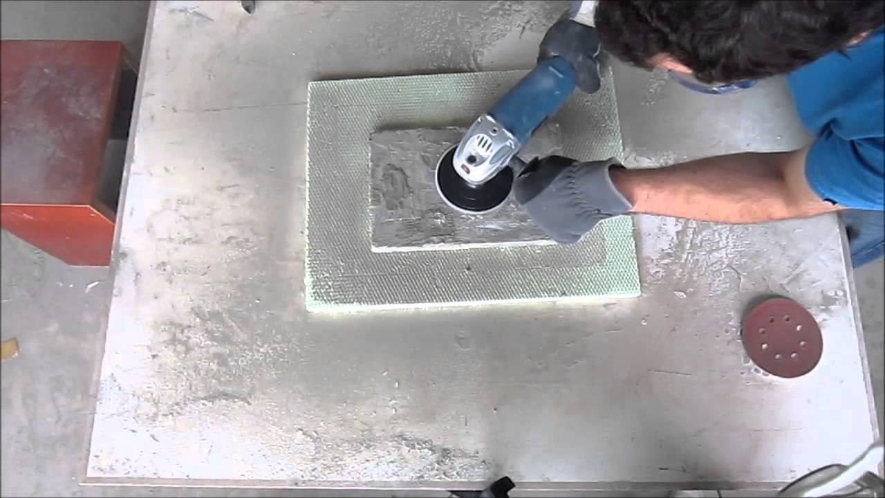 Light Transmitting Concrete Translucent Insulated Concrete Panel Youtube