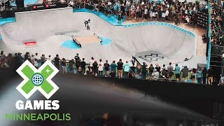 BMX Park: FULL BROADCAST | X Games Minneapolis 2018