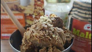 Vitalia healthy food - Здрав чоколаден кранчи сладолед (посно, vege, diet)