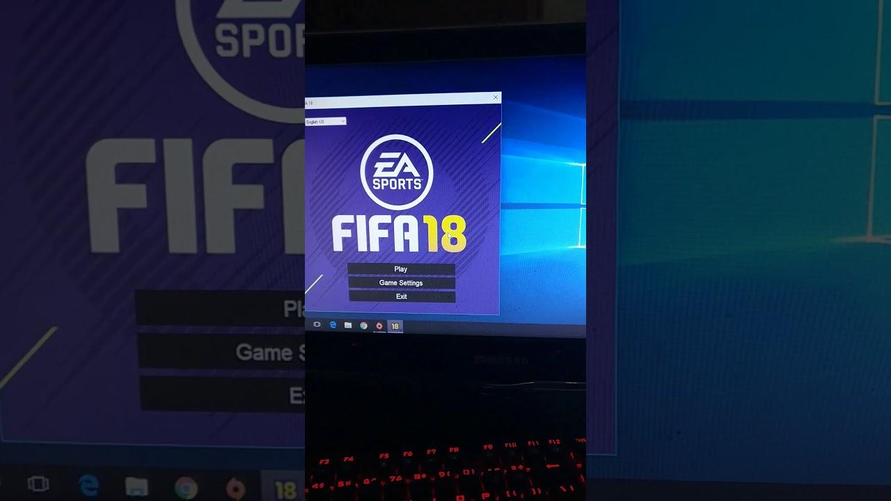 Fifa 18 loading screen problem