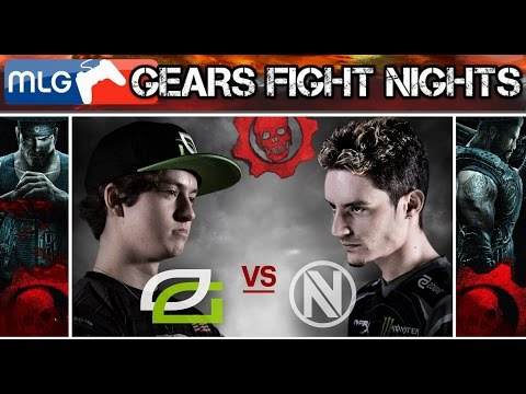 GEARS OF WAR 4 | NA Finals to Mexico City | Optic Gaming vs Envyus | Fight Nights