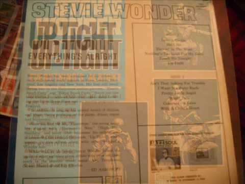 Stevie Wonder - With A Child's Heart - Great Mid 60's Ballad mp3