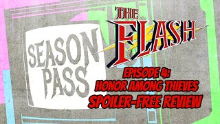 "The Flash (1990) Review | ""Honor Among Thieves"" 